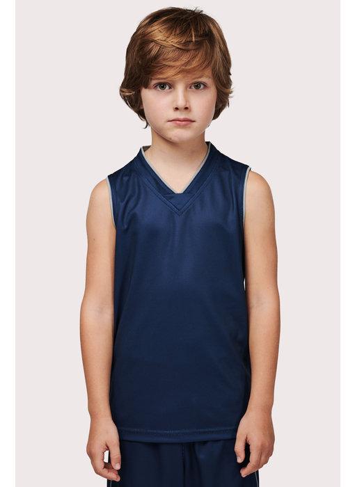 Proact   PA461   Kids' basketball jersey