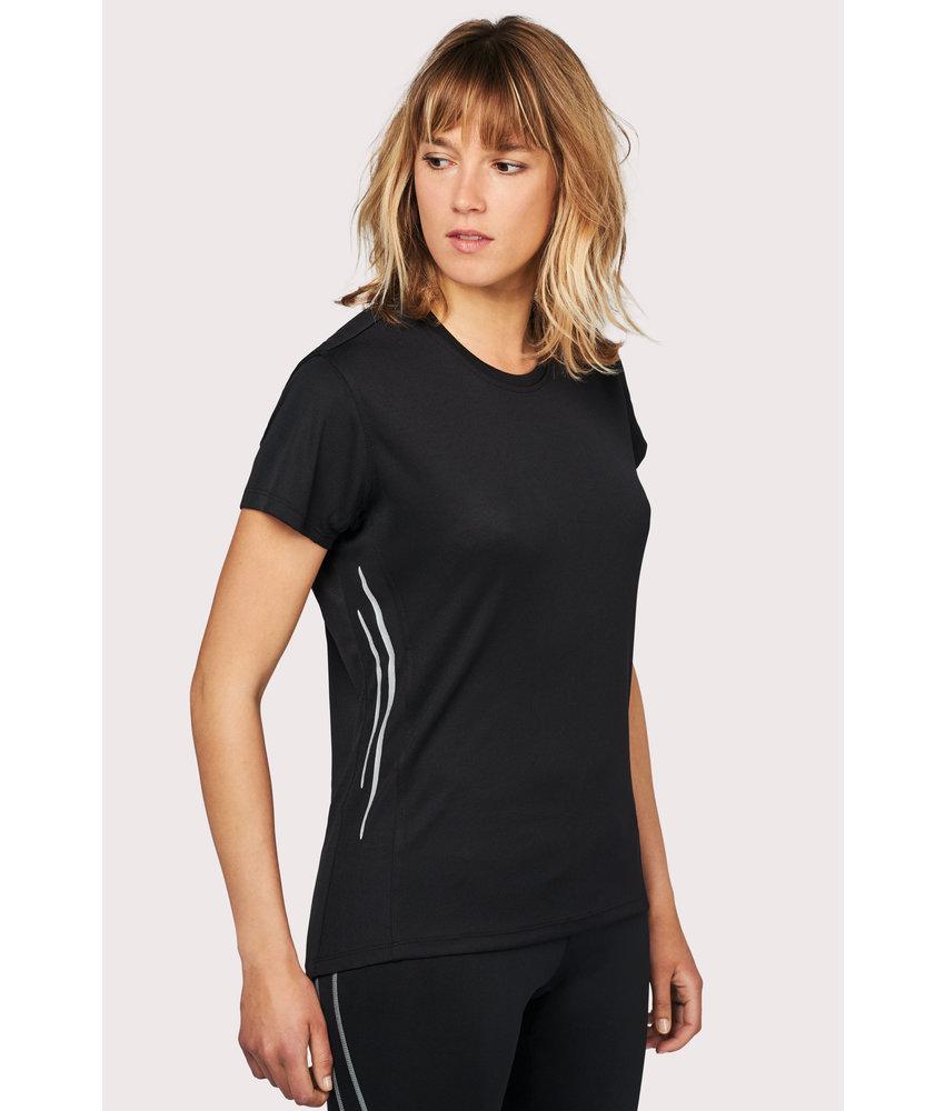 Proact Ladies' Short Sleeve Sportshirt