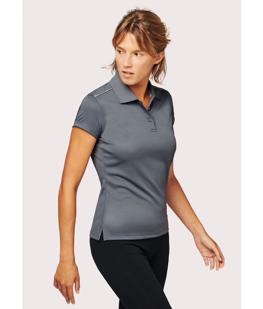Proact | PA481 | Ladies' short-sleeved polo shirt
