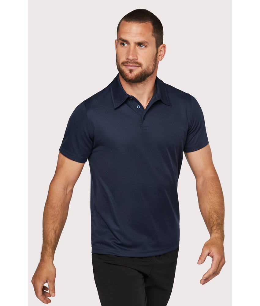 Proact | PA482 | Men's short-sleeved polo shirt