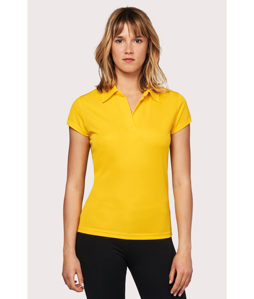 Proact | PA483 | Ladies' short-sleeved polo shirt