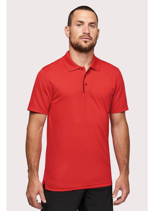 Proact | PA485 | Short-sleeveD piqué polo shirt