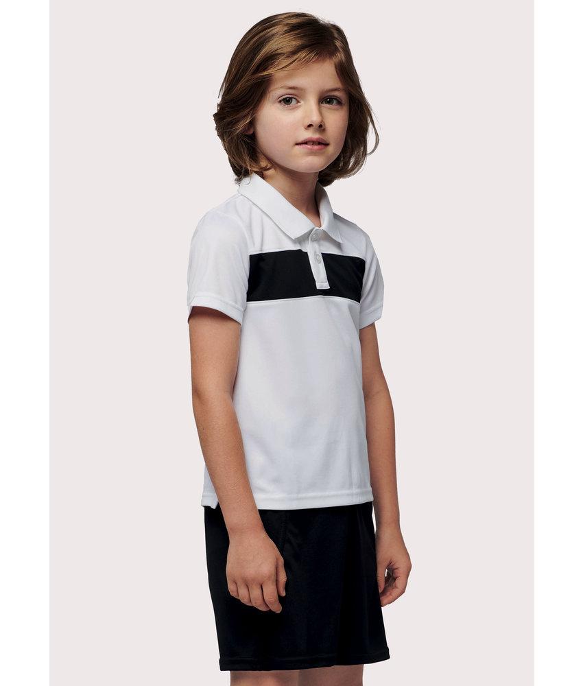 Proact | PA494 | Kids' short-sleeved polo-shirt