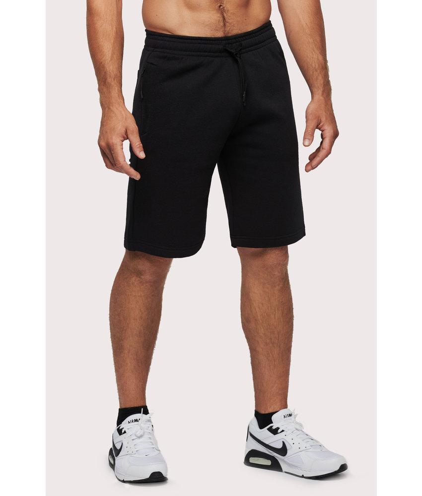 Proact | PA1022 | Adult fleece multisport bermuda shorts