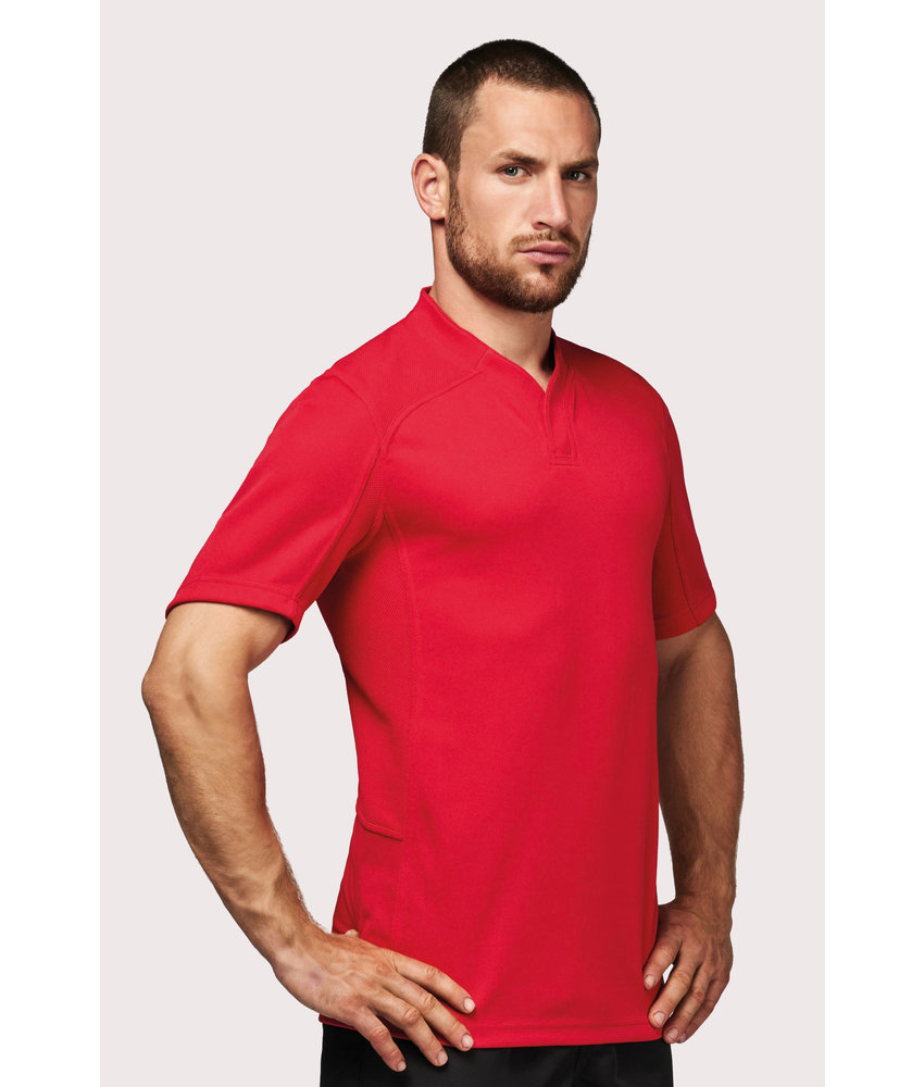 Proact Short Sleeve Rugby Top