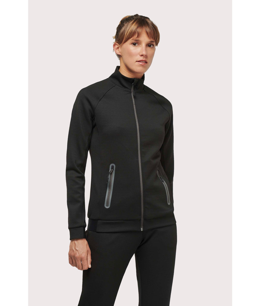 Proact | PA379 | Ladies' high neck jacket