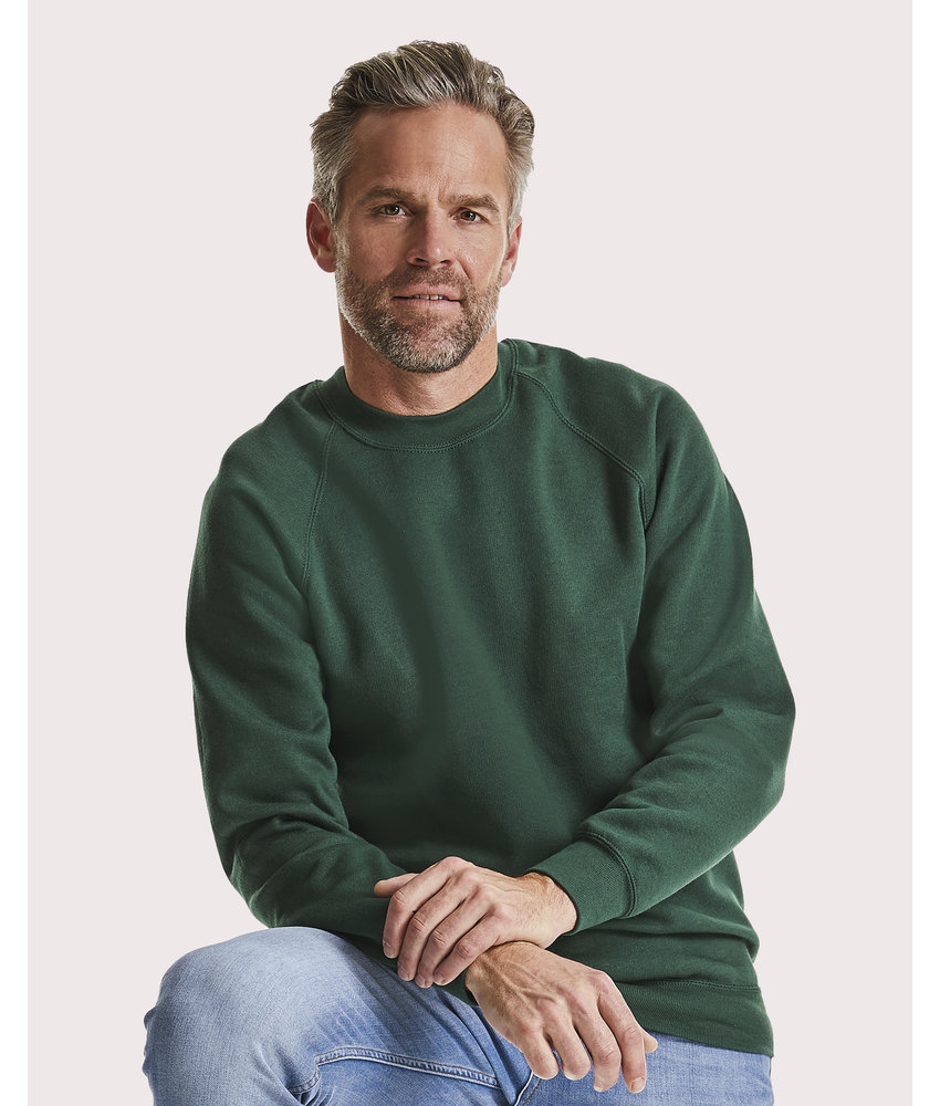 Russell | RU762M | 237.00 | R-762M-0 | Classic Raglan Sweatshirt