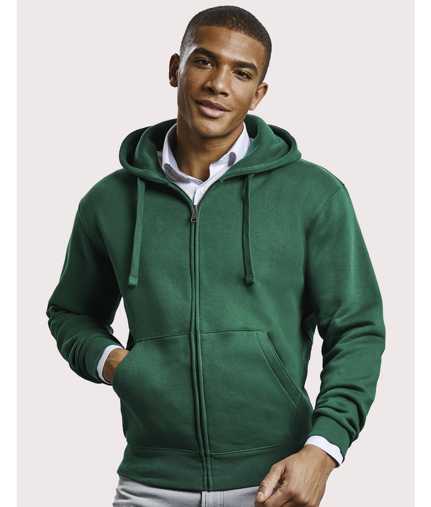 Russell | RU266M | 266.00 | R-266M-0 | Men's Authentic Zipped Hood