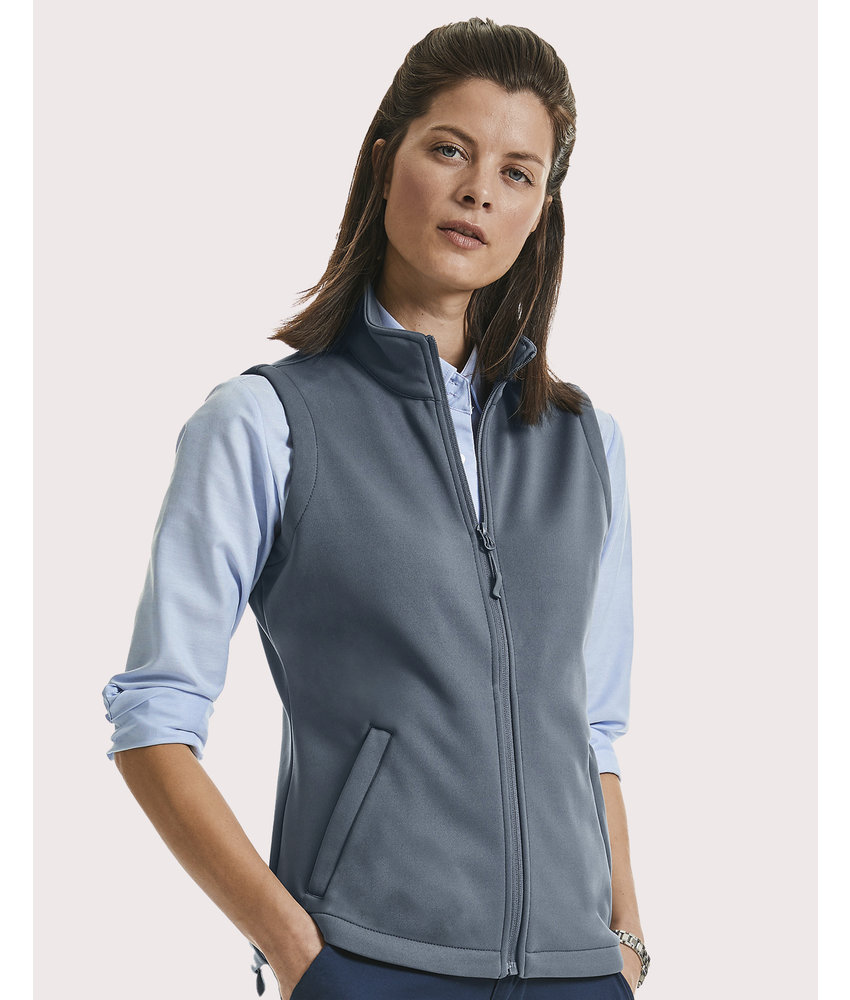 Russell | RU041F | 444.00 | R-041F-0 | Ladies' Smart Softshell Gilet
