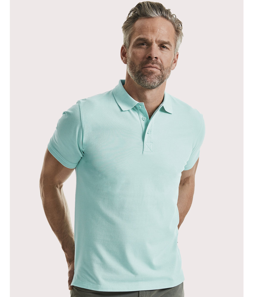 Russell | RU508M | 505.00 | R-508M-0 | Men's Pure Organic Polo
