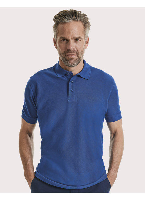 Russell | RU577M | 577.00 | R-577M-0 | Men's Ultimate Cotton Polo