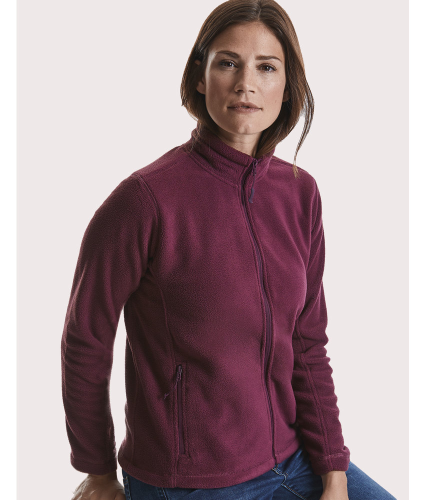 Russell | RU870F | 819.00 | R-870F-0 | Ladies' Full Zip Outdoor Fleece