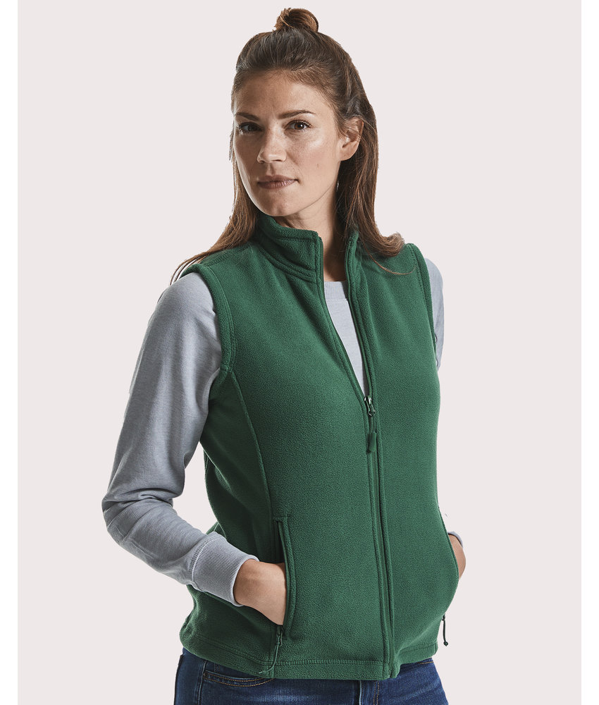 Russell | RU872F | 884.00 | R-872F-0 | Ladies' Gilet Outdoor Fleece
