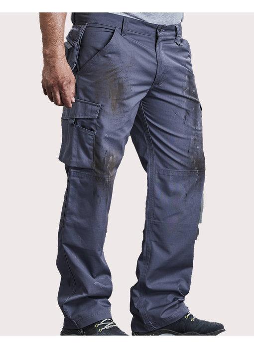 """Russell   RU015M   980.00   R-015M-0   Heavy Duty Workwear Trouser Length 34"""""""