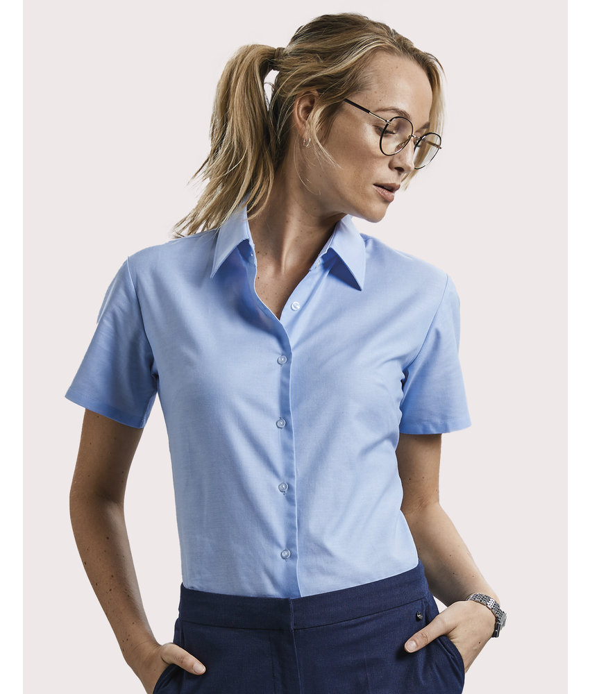 Russell Collection | RU933F | 701.00 | R-933F-0 | Ladies' Classic Oxford Shirt