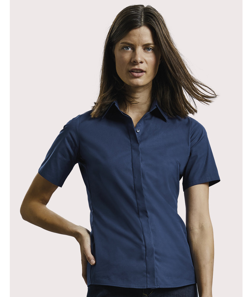 Russell Collection | RU961F | 761.00 | R-961F-0 | Ladies' Ultimate Stretch Shirt