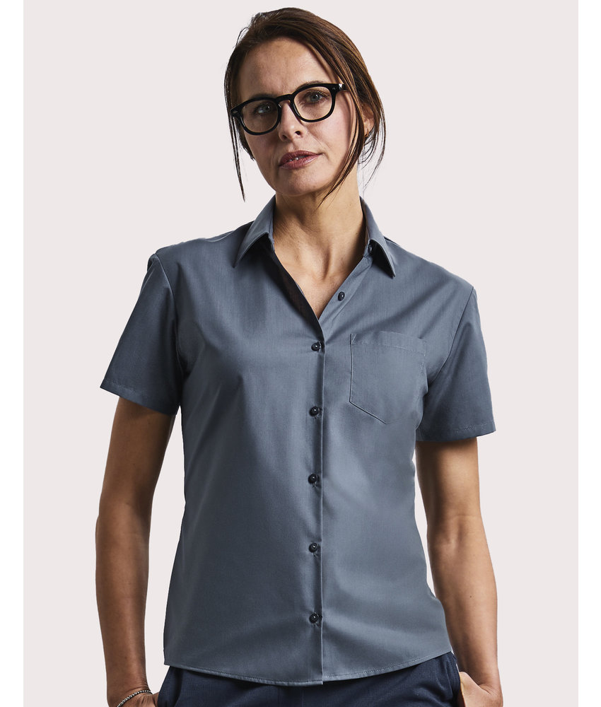 Russell Collection | RU935F | 793.00 | R-935F-0 | Ladies' Poplin Shirt