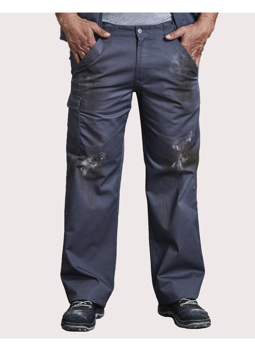 "Russell   RU001M   932.00   R-001M-0   Twill Workwear Trousers length 32"""
