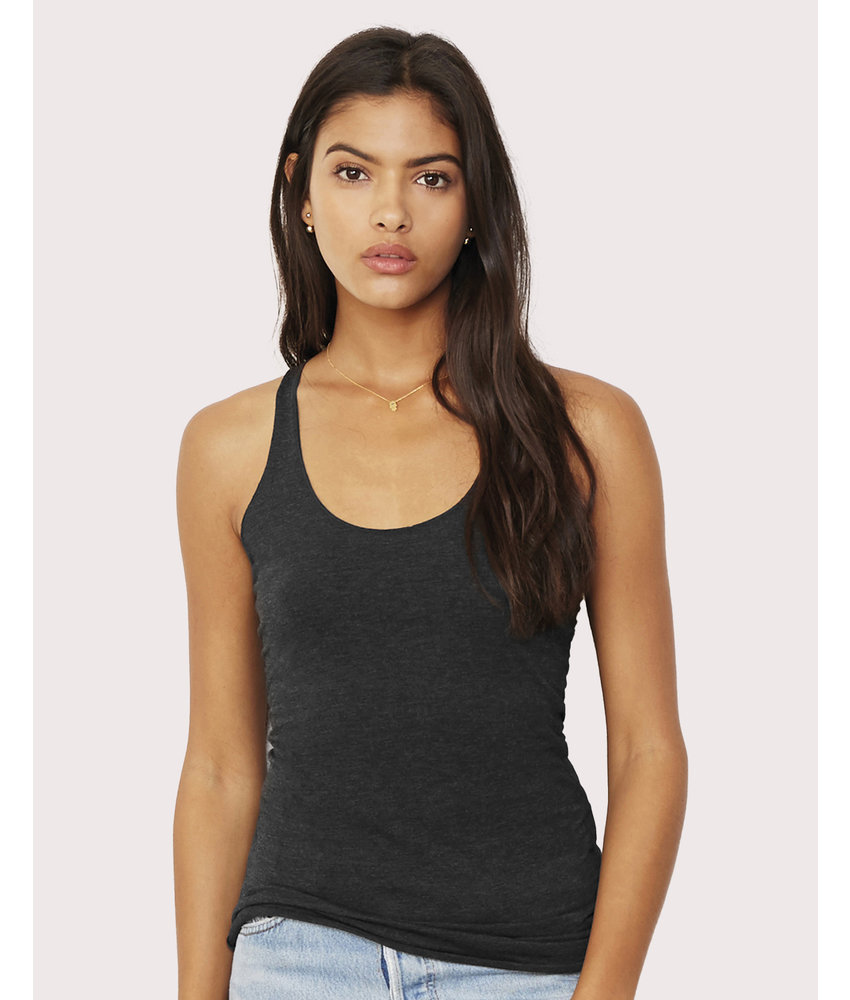 Bella + Canvas | BE8430 | 114.06 | 8430 | Triblend Racerback Tank Top