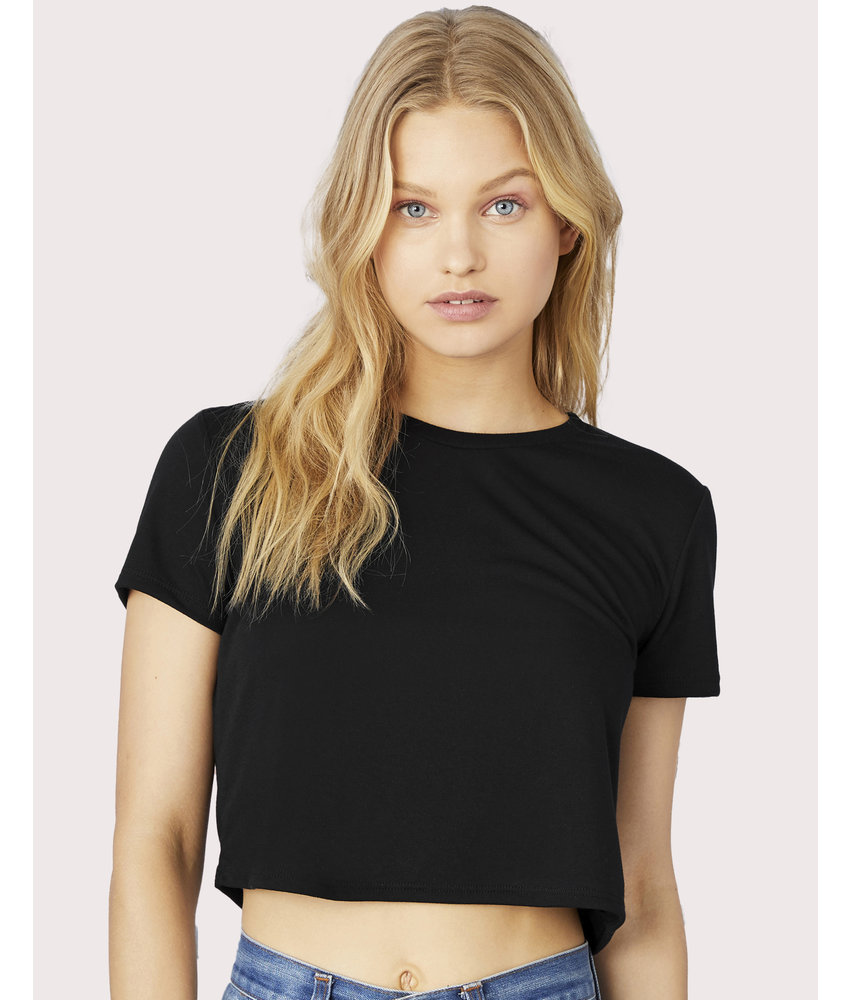 Bella + Canvas | BE8882 | 186.06 | 8882 | Women's Flowy Cropped Tee