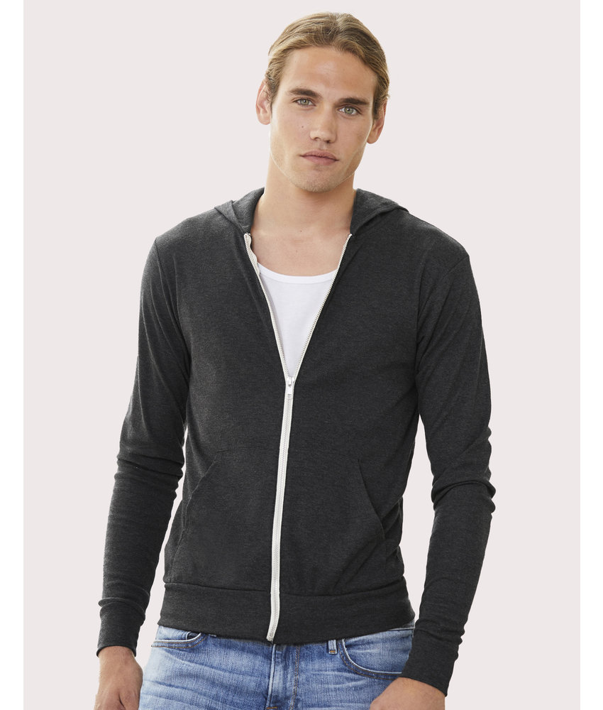 Bella + Canvas | BE3939 | 199.06 | 3939 | Unisex Triblend Lightweight Hoodie
