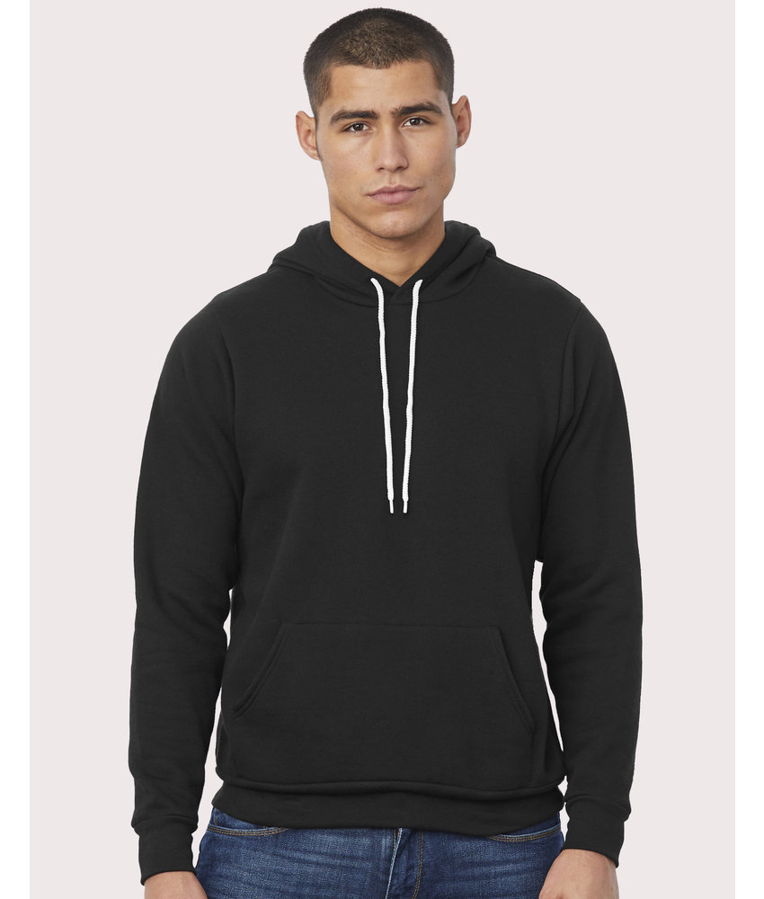 Bella + Canvas Unisex Poly-Cotton Pullover Hoodie