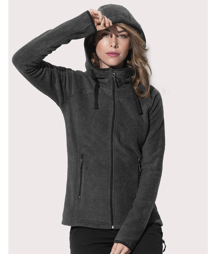 Stars by Stedman | 820.05 | ST5120 | Power Fleece Jacket Women
