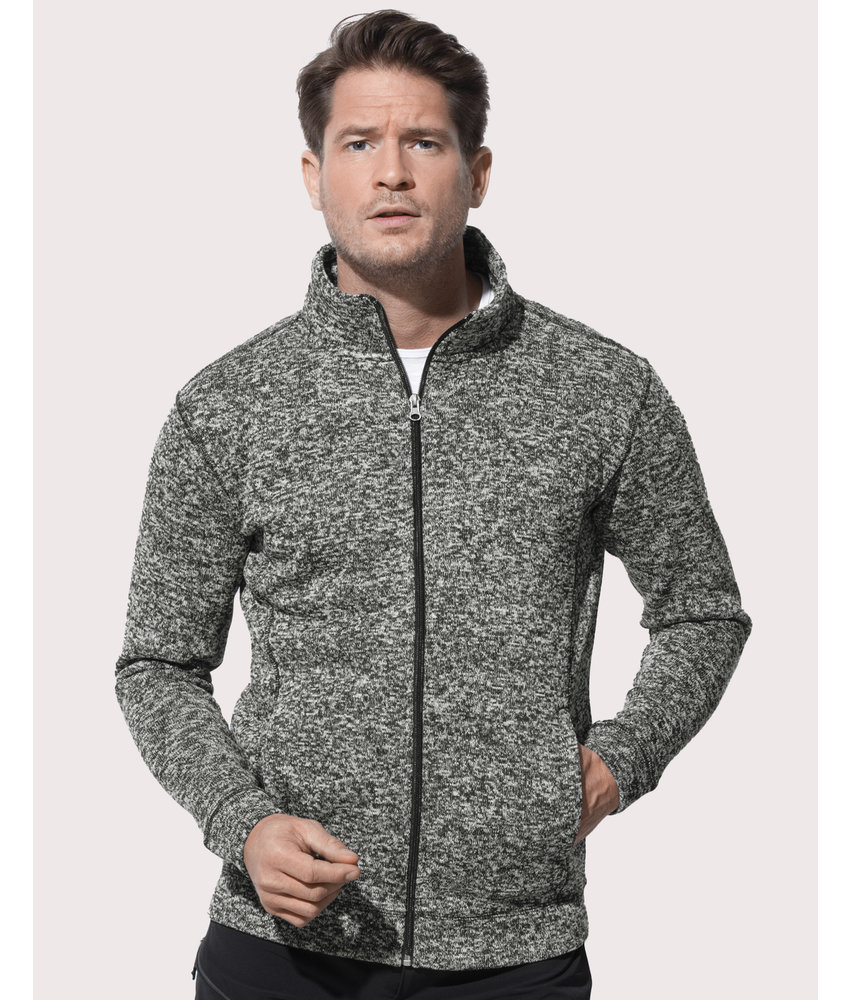 Stars by Stedman | 832.05 | ST5850 | Knit Fleece Jacket