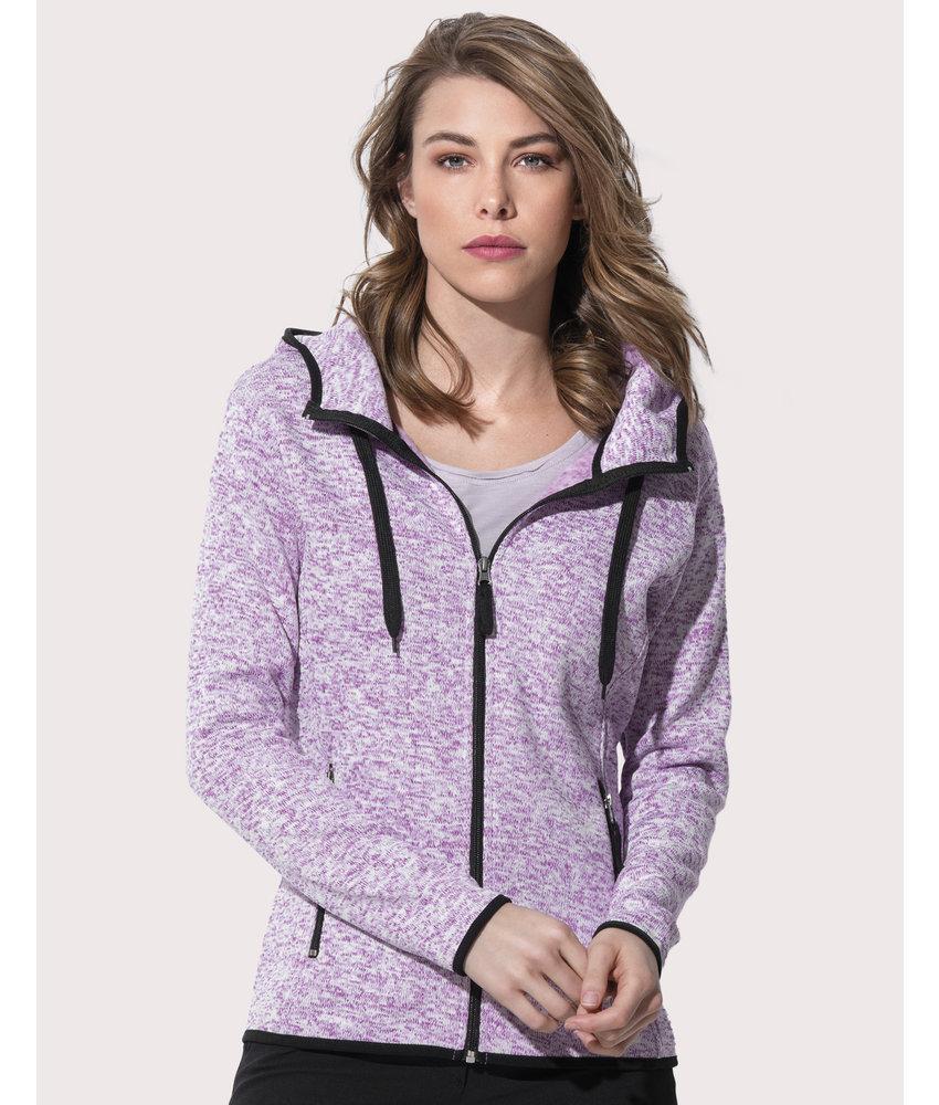 Stars by Stedman | 833.05 | ST5950 | Knit Fleece Jacket Women