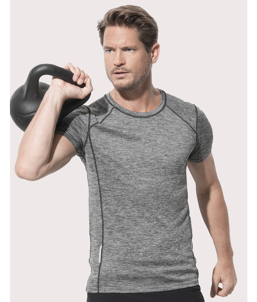 Stars by Stedman | 176.05 | ST8840 | Recycled Sports-T Reflect Men