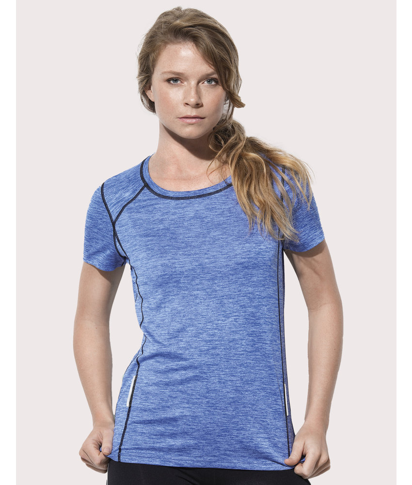 Stars by Stedman | 177.05 | ST8940 | Recycled Sports-T Reflect Women