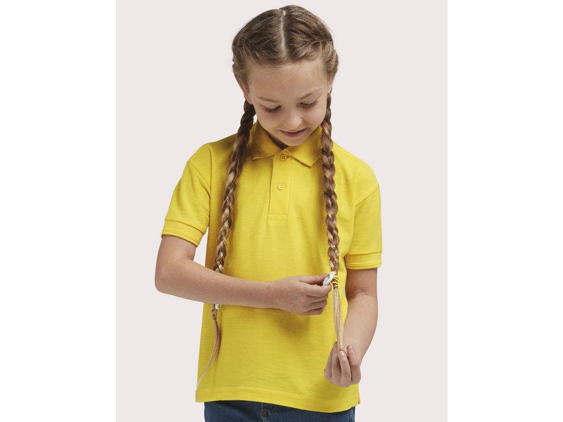 SG Kids Poly Cotton Polo