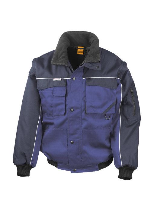 Result Work-Guard | R071 | 437.33 | R071X | Heavy Duty Jacket
