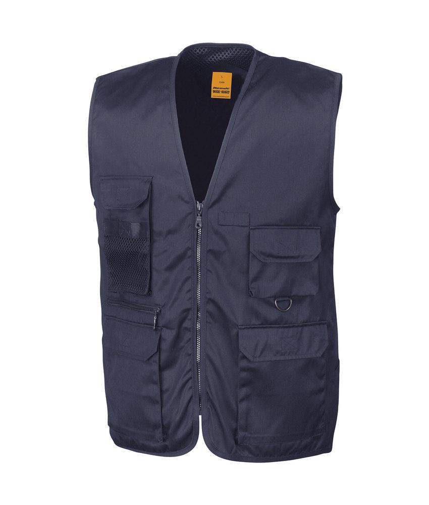 Result Work-Guard | R045 | 445.33 | R045X | Safari Waistcoat