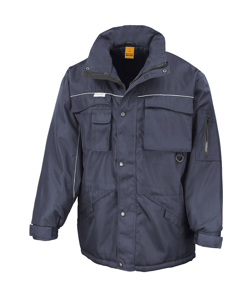 Result Work-Guard | R072 | 472.33 | R072X | Heavy Duty Combo Jacket