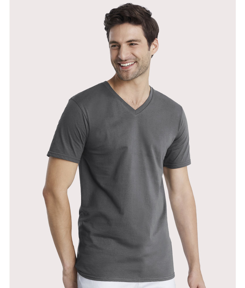 Gildan | GI41V00 | 110.09 | 41V00 | Premium Cotton Adult V-Neck T-Shirt