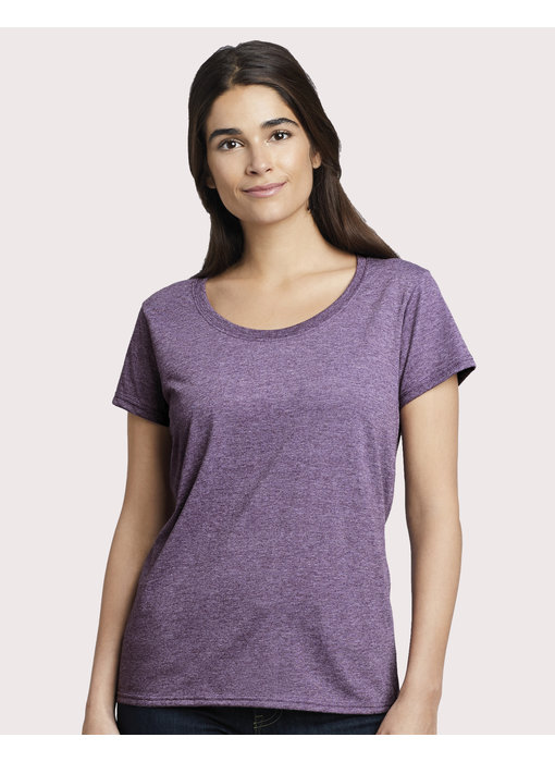Gildan | GI64550L | 153.09 | 64550L | Softstyle® Ladies' Deep Scoop T-Shir
