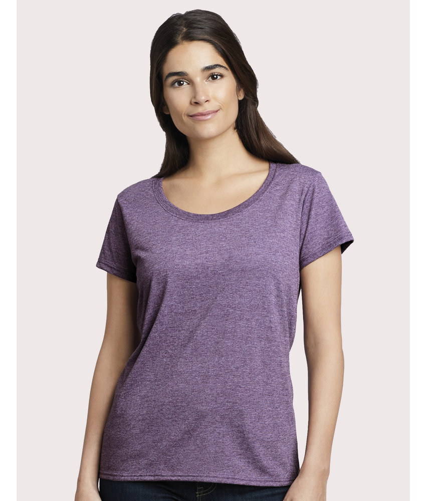 Gildan | GI64550L | 153.09 | 64550L | Softstyle® Ladies' Deep Scoop T-Shir