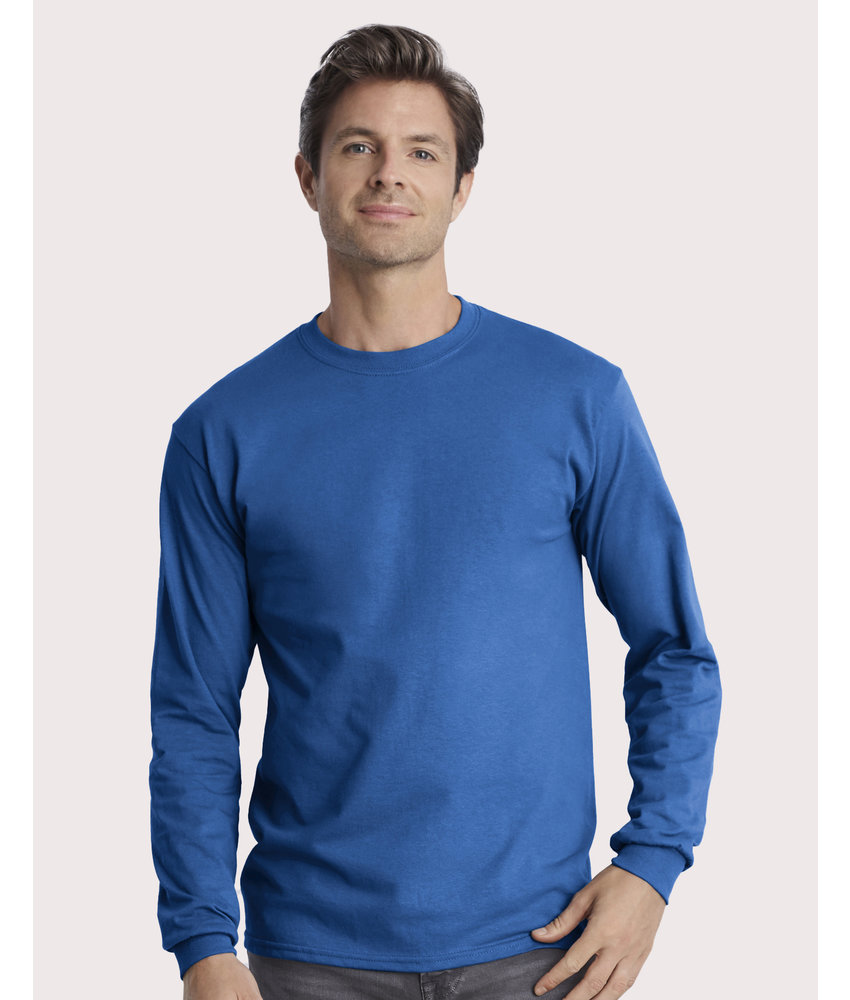 Gildan | GI2400 | 171.09 | 2400 | Ultra Cotton Adult T-Shirt LS