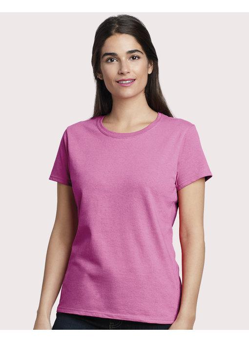 Gildan | GI5000L | 194.09 | 5000L | Ladies' Heavy Cotton T-Shirt