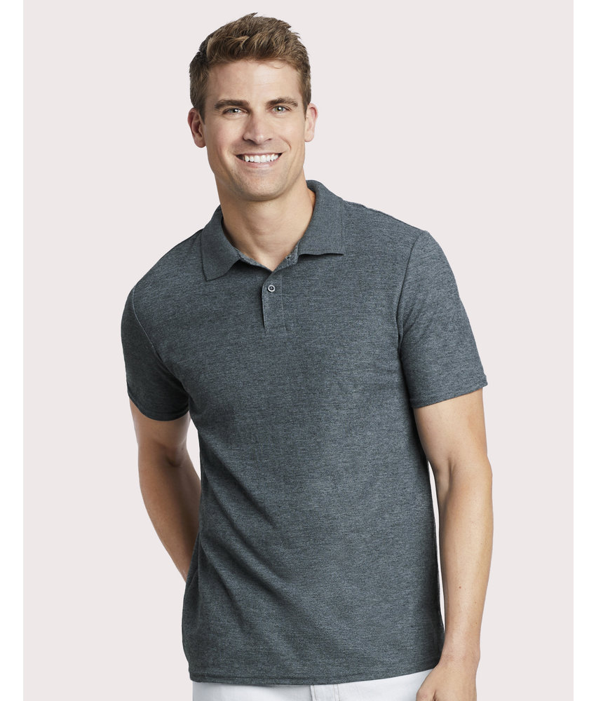 Gildan | GI64800 | 501.09 | 64800 | Softstyle® Adult Double Pique Polo