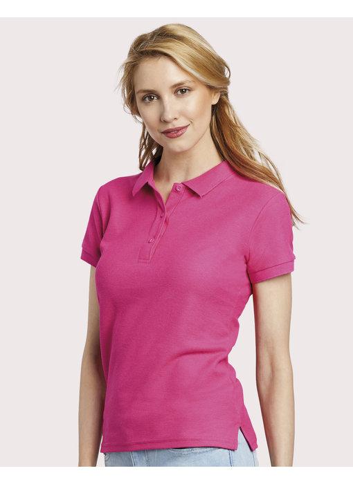 Gildan | GI85800L | 503.09 | 85800L | Premium Cotton Ladies' Double Piqué Pol