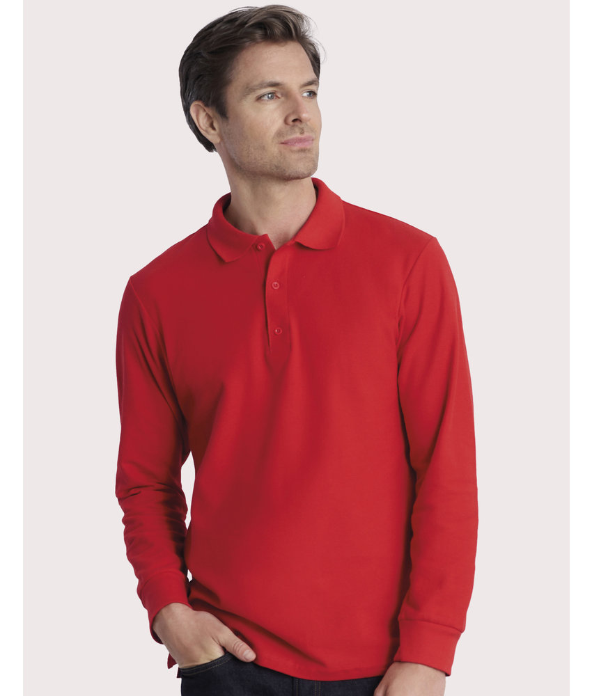 Gildan | GI85900 | 505.09 | 85900 | Premium Cotton Adult Double Piqué Polo LS