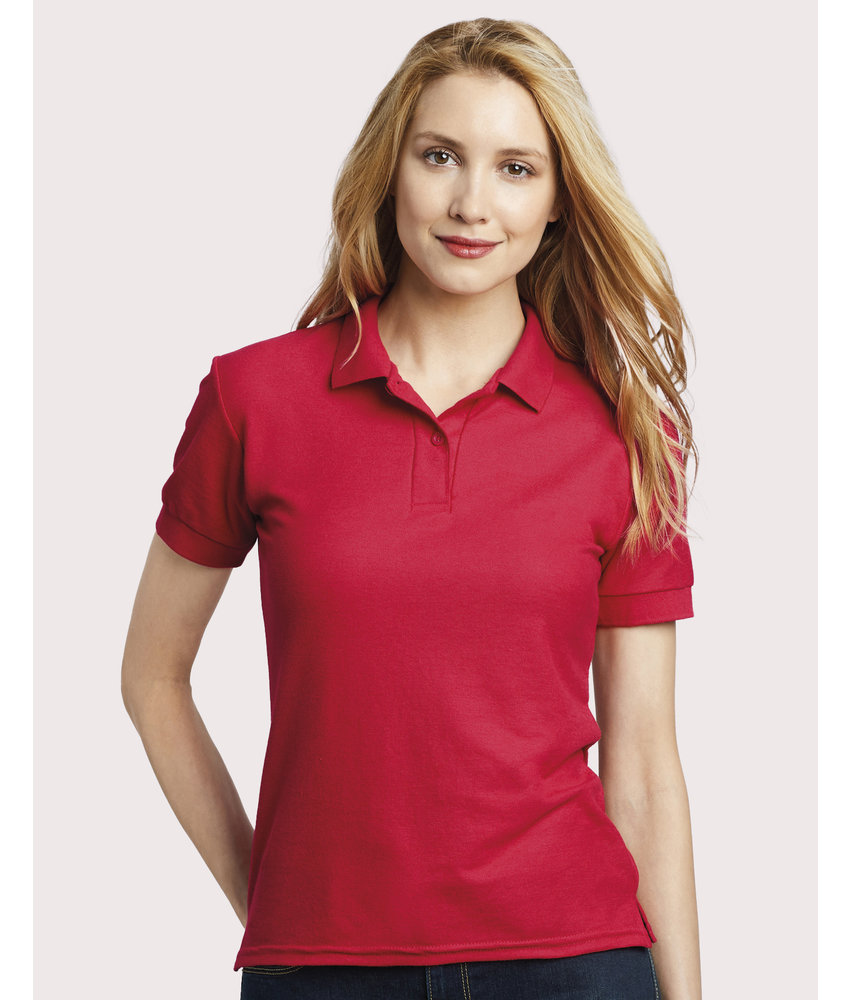 Gildan | GI75800L | 593.09 | 75800L | DryBlend® Ladies' Double Piqué Polo