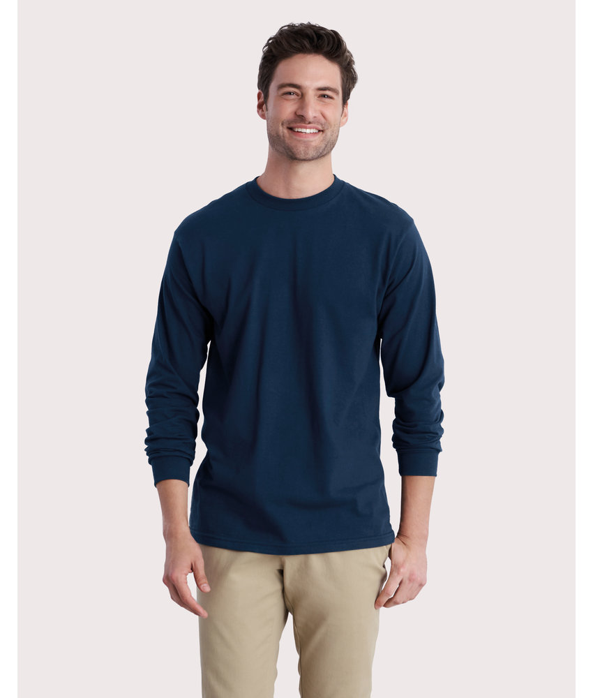 Gildan | GIH400 | 101.09 | H400 | Hammer™ Adult Long Sleeve T-Shirt
