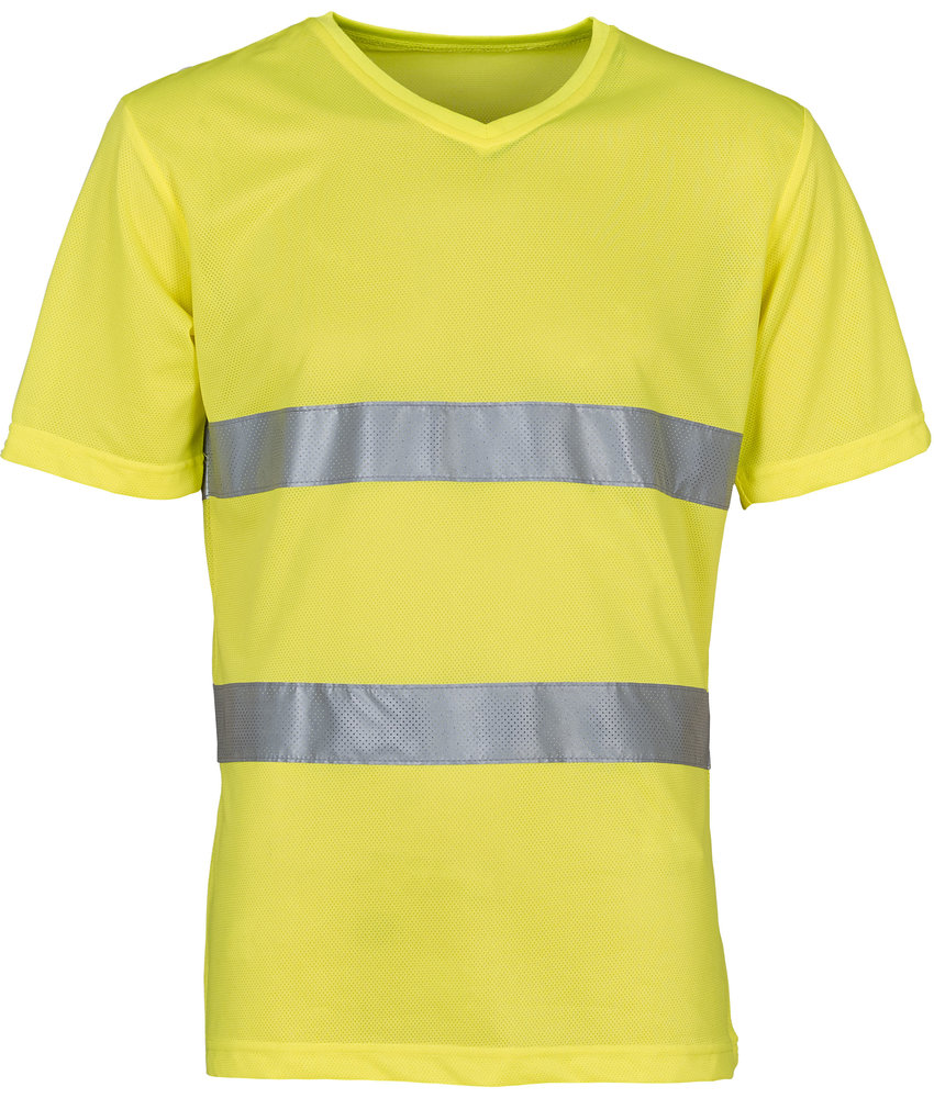 Yoko | YHVJ910 | 178.77 | HVJ910 | Fluo Super Light V-Neck T-Shirt