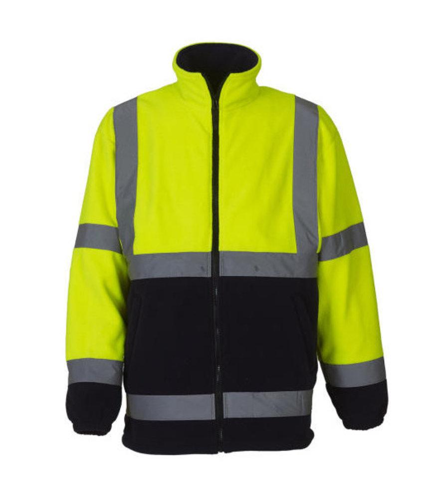 Yoko | YHVK10B | 819.77 | HVK10B | Fluo 2-Tone Fleece Jacket