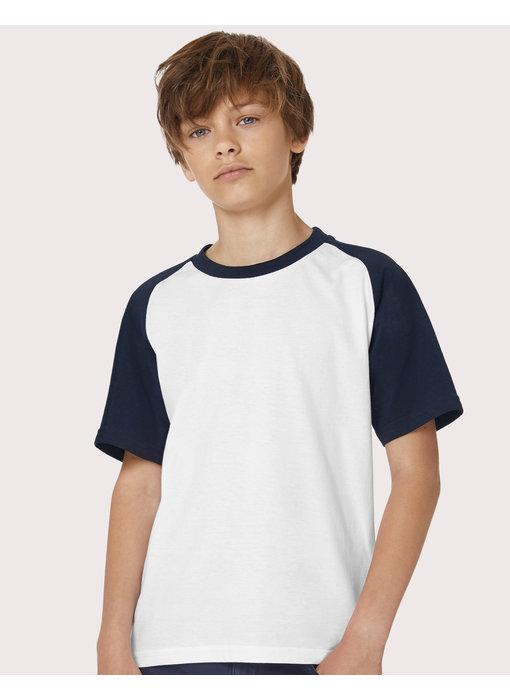 B&C   CGTK350   118.42   TK350   Base-Ball/kids T-Shirt