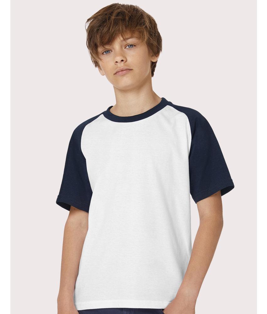 B&C | CGTK350 | 118.42 | TK350 | Base-Ball/kids T-Shirt