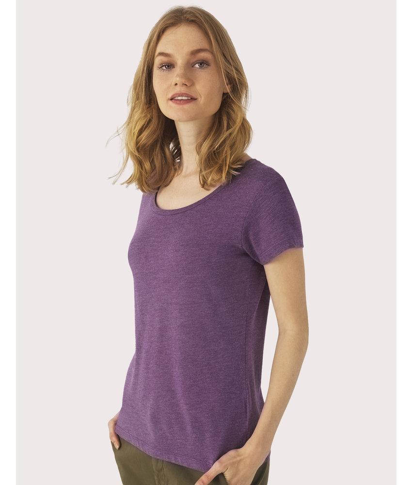 B&C | CGTW056 | 187.42 | TW056 | Triblend/women T-Shirt